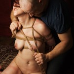 Close shibari touch