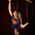 Supergirl suspension.
