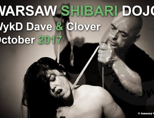 Shibari in Warsaw Poland 2017 (Shibari Dojo Warsaw)
