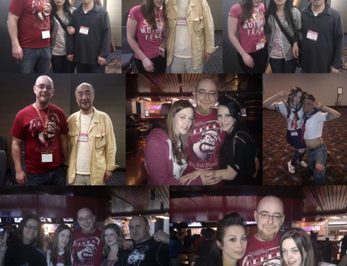 Shibaricon 2012 Favourite moments.