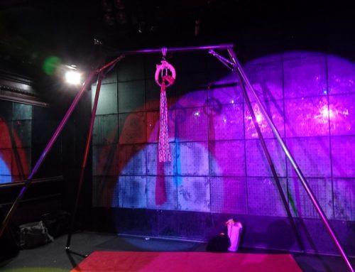 SWAMP Shibari Show