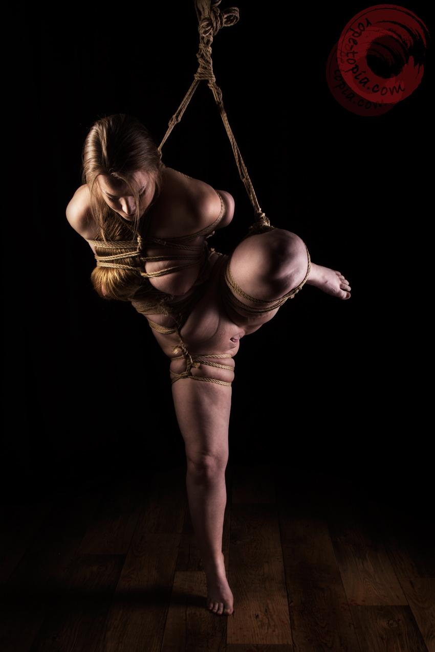 Бдсм балерины подвес — photo 3